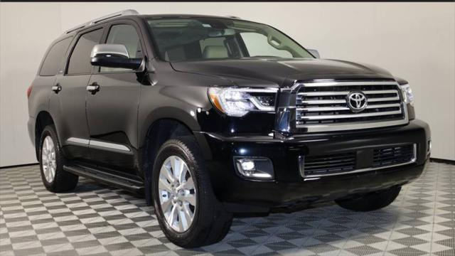 2021 Toyota Sequoia Platinum for sale in Germantown, MD