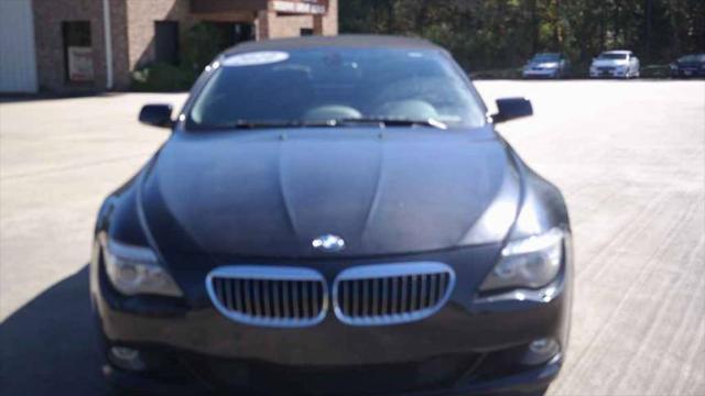 2010 BMW 6 Series 650i for sale in Calera, AL