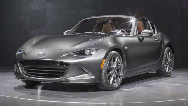 2021 Mazda MX-5 Miata RF Grand Touring for sale in Pasadena, MD