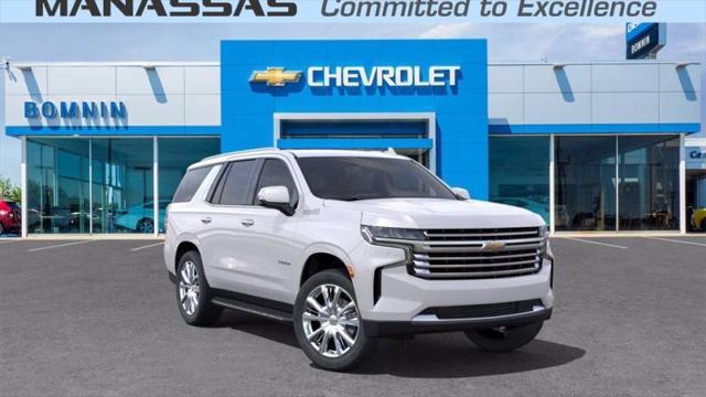 2021 Chevrolet Tahoe High Country for sale in Manassas, VA