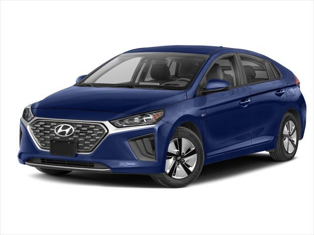 2022 Hyundai Ioniq Hybrid Blue for sale in Manassas, VA