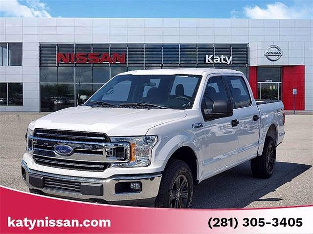 2020 Ford F-150 XLT for sale in Katy, TX