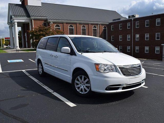 2015 Chrysler Town & Country Touring for sale in Knoxville, TN