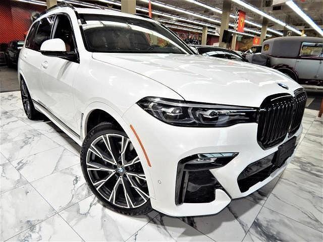 2021 BMW X7 xDrive40i for sale in Springfield, NJ