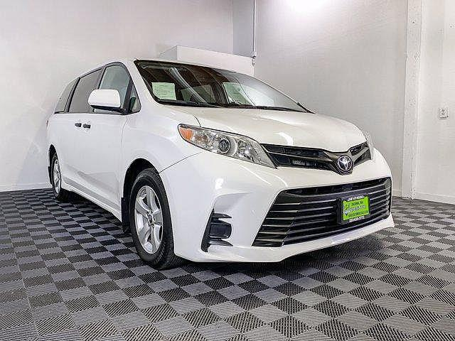 2019 Toyota Sienna L for sale in Tacoma, WA