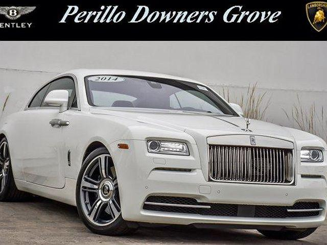2014 Rolls-Royce Wraith 2dr Coupe for sale in Downers Grove, IL