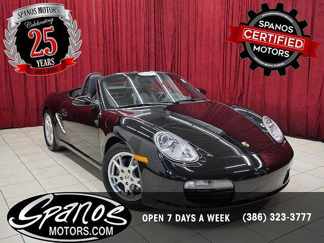 2005 Porsche Boxster 2dr Roadster for sale in Daytona Beach, FL