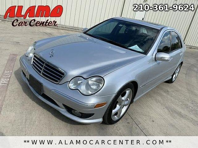 2006 Mercedes-Benz C-Class Sport for sale in San Antonio, TX