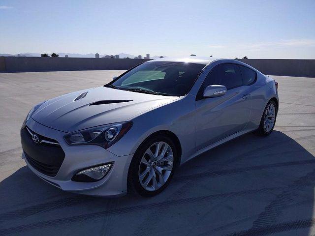 2015 Hyundai Genesis Coupe for sale near Phoenix, AZ