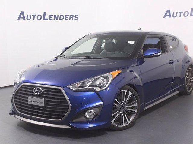 2016 Hyundai Veloster Turbo for sale in Lawrence Township, NJ