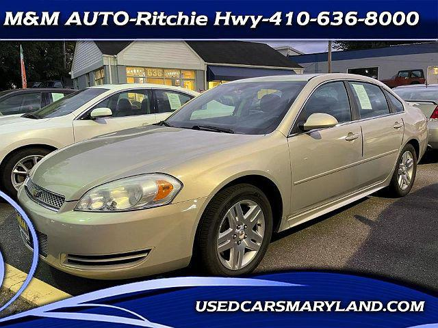 2012 Chevrolet Impala LT Retail for sale in Baltimore, MD