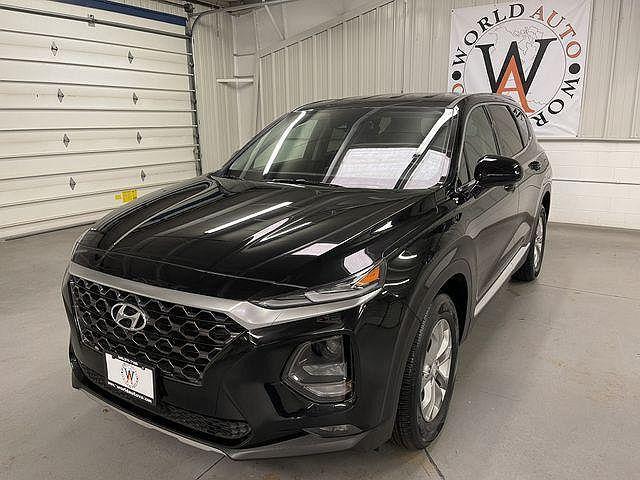 2020 Hyundai Santa Fe SEL for sale in Fredericksburg, VA