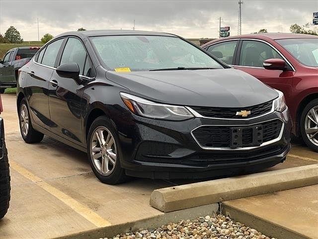 2017 Chevrolet Cruze LT for sale in El Paso, IL