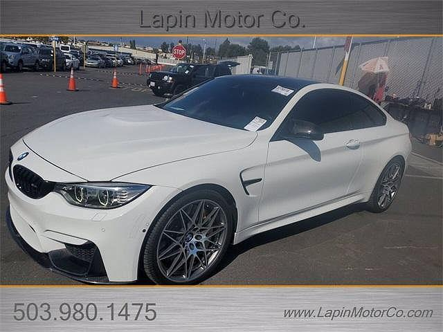 2017 BMW M4 Coupe for sale in Portland, OR