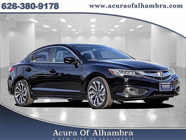 2016 Acura ILX w/Premium/A-SPEC Pkg/w/Technology Plus/A-SPEC Pkg for sale in Alhambra, CA