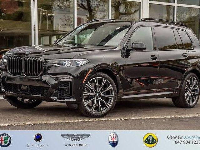 2021 BMW X7 M50i for sale in Glenview, IL