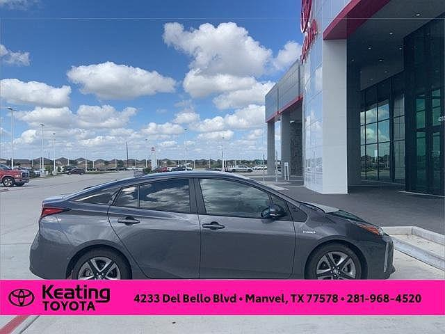 2022 Toyota Prius Limited for sale in Manvel, TX