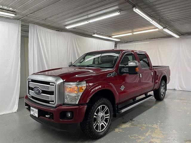 2015 Ford F-250 Platinum Edition for sale in Huntington, IN