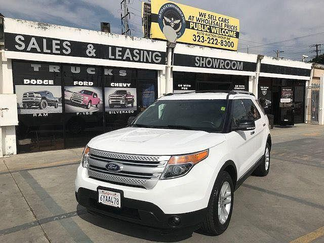 2013 Ford Explorer XLT for sale in Los Angeles, CA