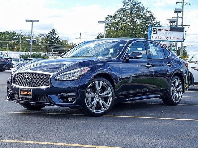 2018 INFINITI Q70 3.7 LUXE for sale in Niles, IL