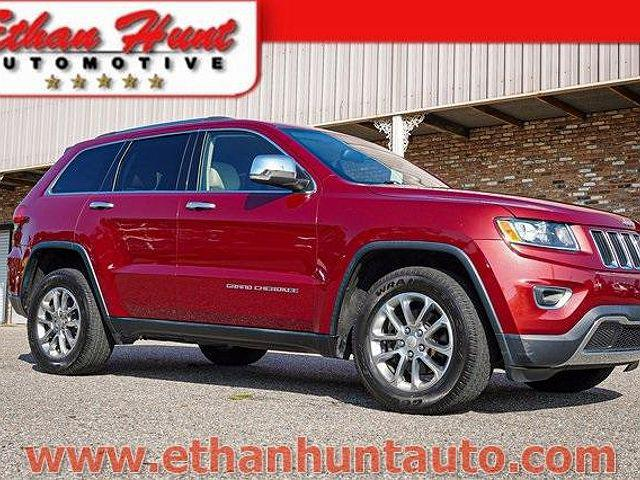 2015 Jeep Grand Cherokee Limited for sale in Mobile, AL