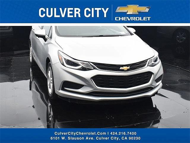 2017 Chevrolet Cruze LT for sale in Culver City, CA