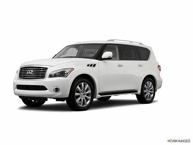 2012 INFINITI QX56 7-passenger for sale in Naperville, IL