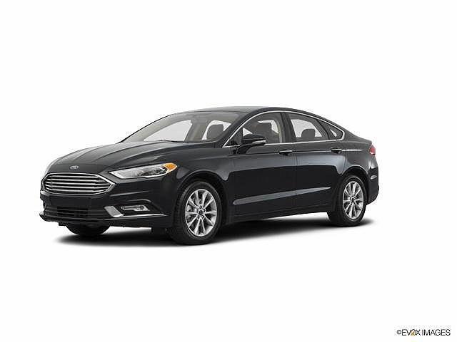 2017 Ford Fusion SE for sale in Naperville, IL