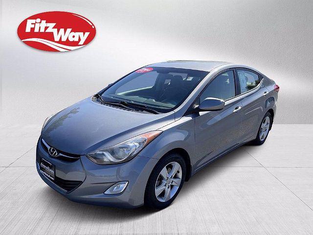 2013 Hyundai Elantra GLS for sale in Rockville, MD