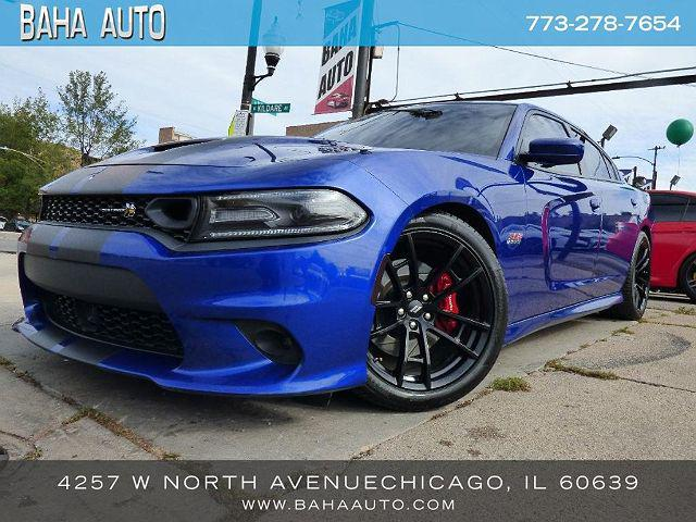 2019 Dodge Charger Scat Pack for sale near Chicago, IL