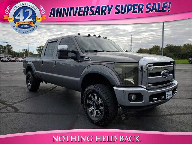 2011 Ford F-250 Lariat for sale in New Haven, IN