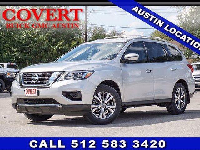 2018 Nissan Pathfinder S for sale in Austin, TX