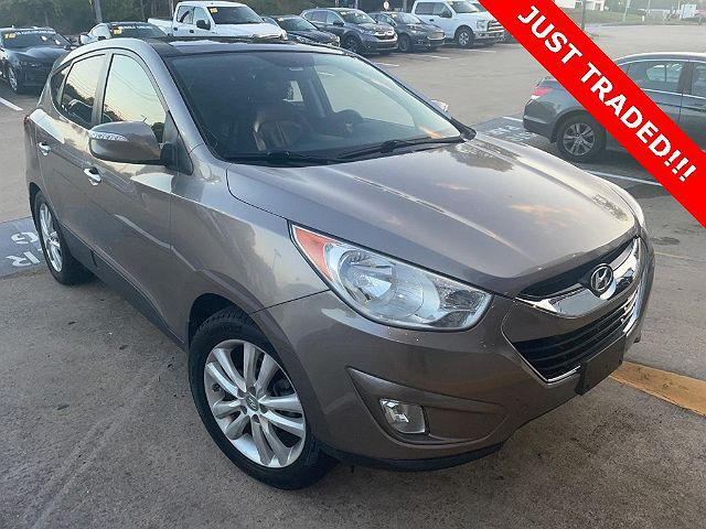 2012 Hyundai Tucson Limited for sale in Roswell, GA