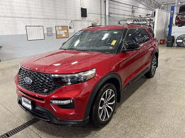 2020 Ford Explorer ST for sale in Lansing, IL