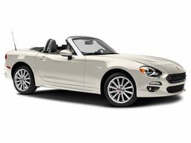 2017 Fiat 124 Spider Lusso for sale in Scottsdale, AZ