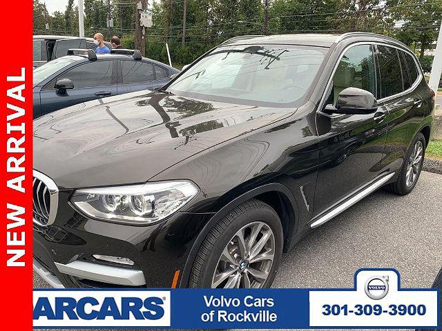2019 BMW X3 xDrive30i for sale in Rockville, MD