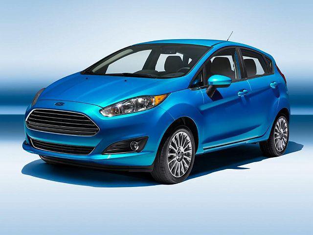 2018 Ford Fiesta SE for sale in Front Royal, VA