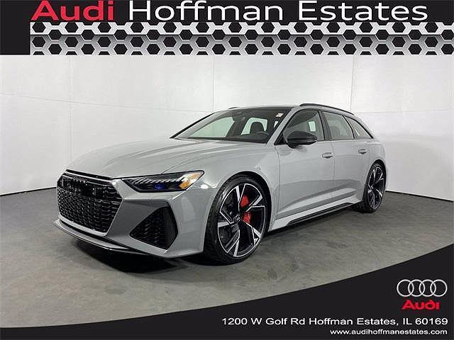 2021 Audi RS 6 Avant 4.0 TFSI quattro for sale in Hoffman Estates, IL