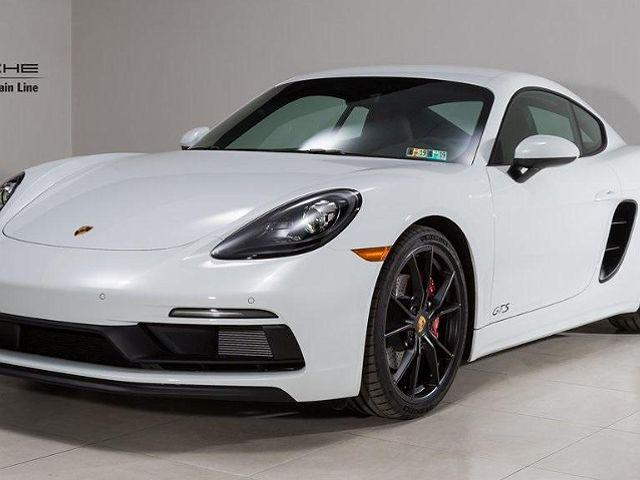 2018 Porsche 718 Cayman GTS for sale in Newtown Square, PA