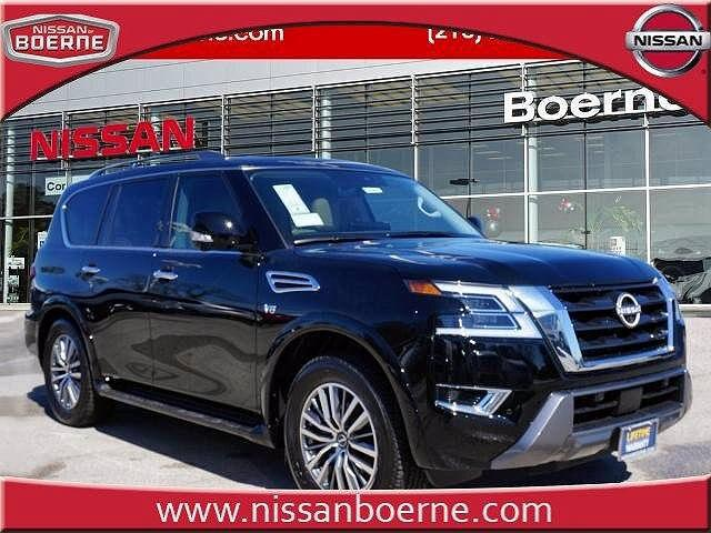 2021 Nissan Armada SL for sale in Boerne, TX
