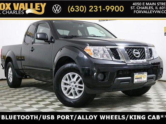 2017 Nissan Frontier SV for sale in Saint Charles, IL