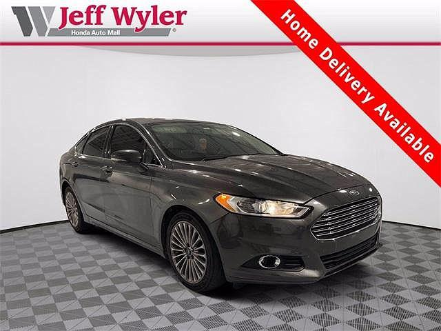 2016 Ford Fusion SE for sale in Louisville, KY
