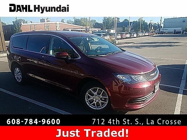 2018 Chrysler Pacifica LX for sale in La Crosse, WI