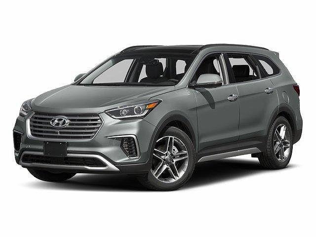 2017 Hyundai Santa Fe Limited Ultimate for sale in Elgin, IL