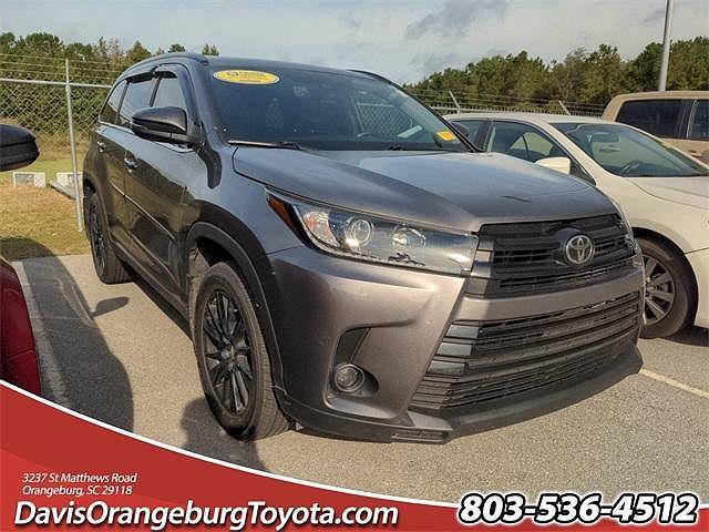 2019 Toyota Highlander SE for sale in Orangeburg, SC
