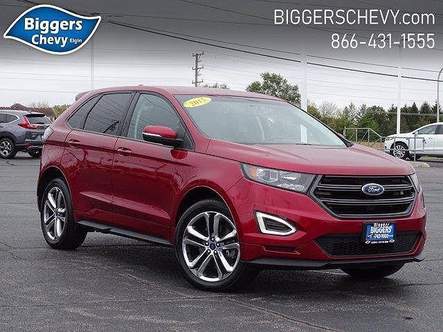 2015 Ford Edge Sport for sale in Elgin, IL