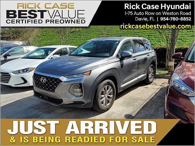 2020 Hyundai Santa Fe SE for sale in Davie, FL
