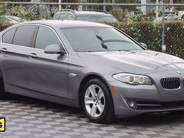 2013 BMW 5 Series 528i for sale in San Jose, CA