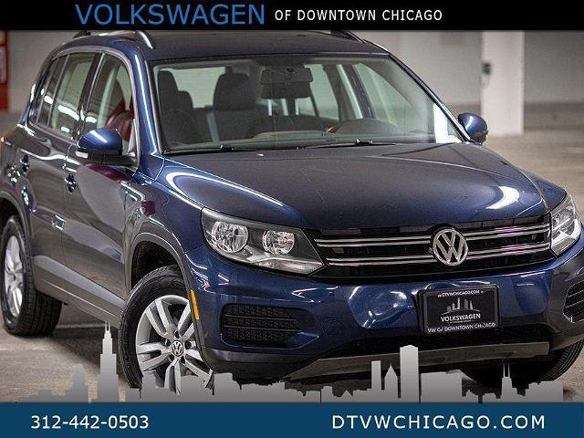 2015 Volkswagen Tiguan S for sale in Chicago, IL