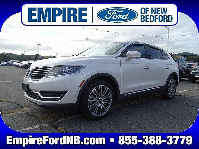 2016 Lincoln MKX Reserve for sale in New Bedford, MA